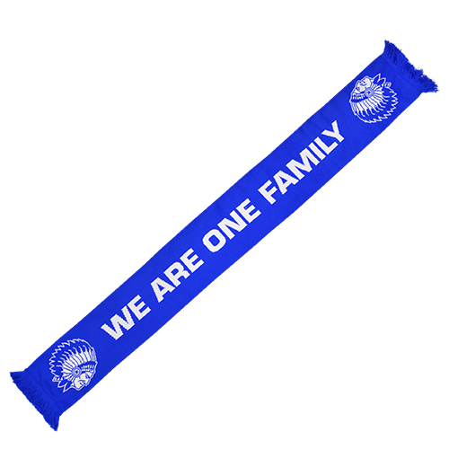 Craft KAA Gent Sjaal WE ARE ONE FAMILY