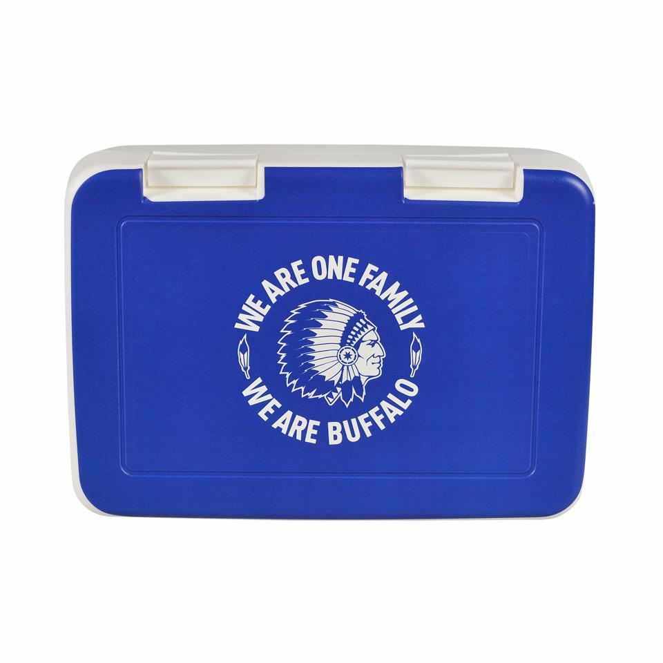 Craft KAA Gent Lunchbox Blauw/wit