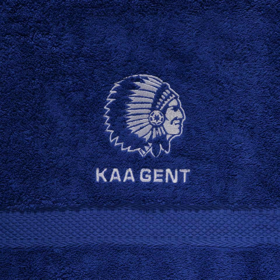 Craft KAA Gent Handdoek Royal