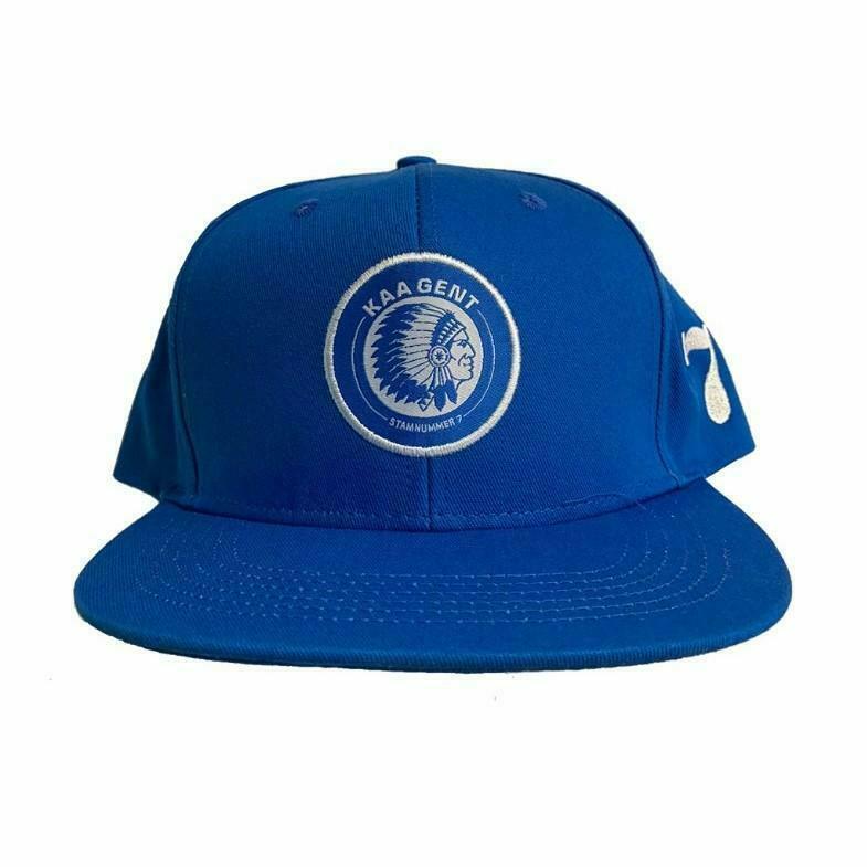 Craft KAA Gent Snapback Blue