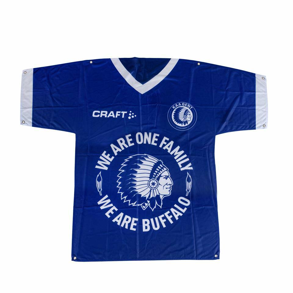 Craft KAA Gent Vlag Shirt