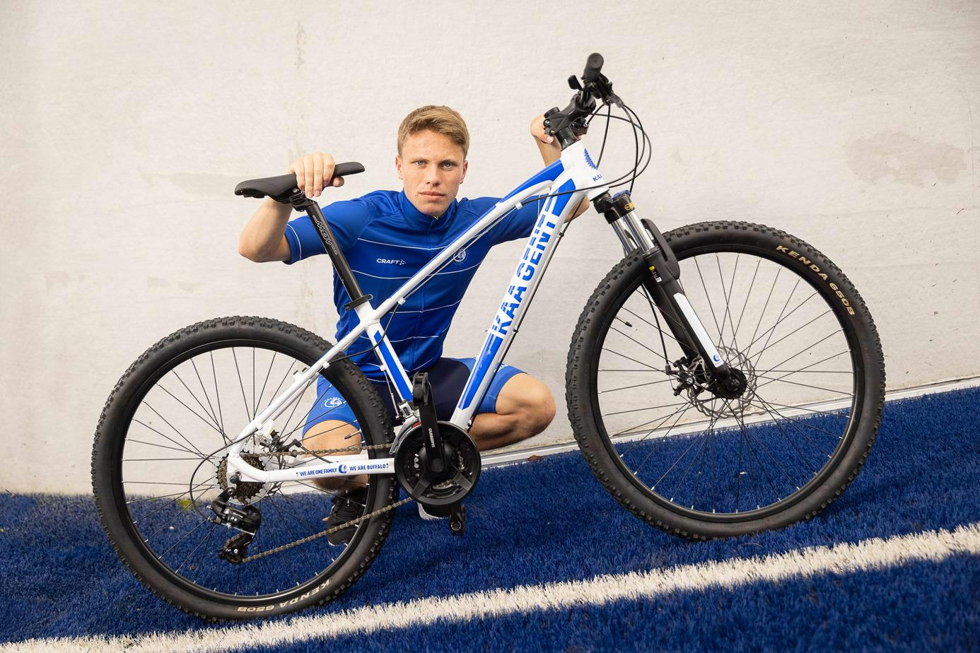 fiets uitrusting 21/22
